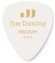 Dunlop Celluloid White